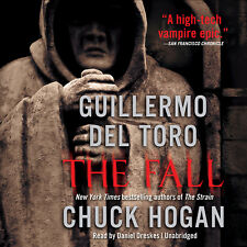 Strain Trilogy: The Fall Vol. 2 by Chuck Hogan and Guillermo del Toro (2015, CD)