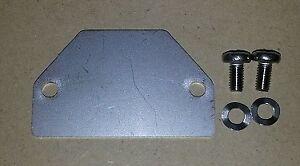 Weber-IDF-Carburettor-Choke-Blanking-Plate-Stainless-Steel-Volkswagen-Alfa-Romeo