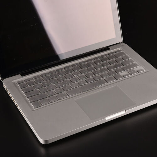 UPPERCASE Ultra Thin Clear Soft TPU Keyboard Cover Skin for Macbook Pro 13 15 Ch