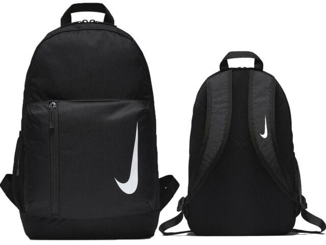 Backpack Nike Y Academy Team BKPK Ba5773 010 Black for sale online ...