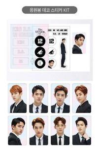 Exo Planet 4 The Elyxion Dot Official Goods Deco Sticker Hologram