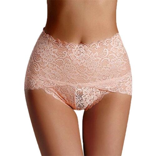 Women Lace Butt Lift Bum Hip Enhancer Panty Briefs Body Shaper Underwear