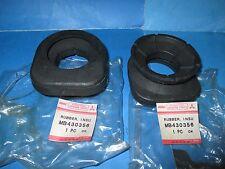 MOPAR FRONT STRUT MOUNTS(2)N.O.S.DODGE COLT+87-88 MITSUBISHI MIRAGE MB430356
