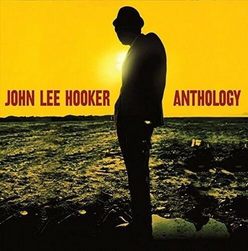 John Lee Hooker - Anthology [New Vinyl LP] Gatefold LP Jacket, 180 Gram, UK - Im