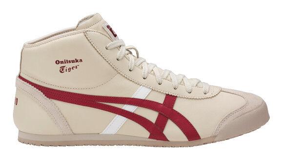 ASICS Onitsuka Tiger Mexico Mid Runner Tempo Libero Scarpe Retro scarpe da ginnastica hl328-0226