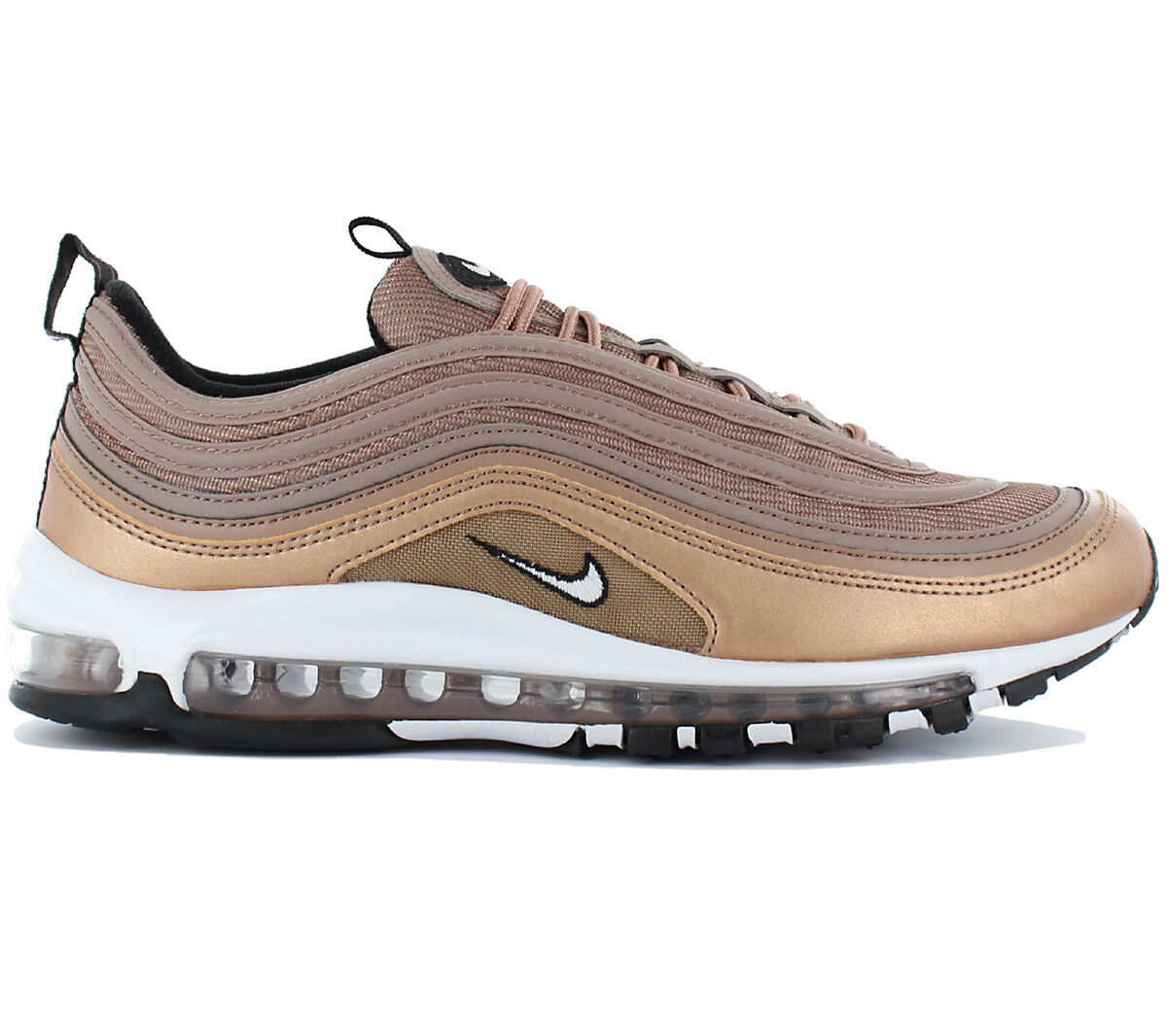 Nike Air Max 97 Men's Sneakers Bronze Shoes Sneakers Leisure 921826-2018 NEW The most popular shoes for men and women
