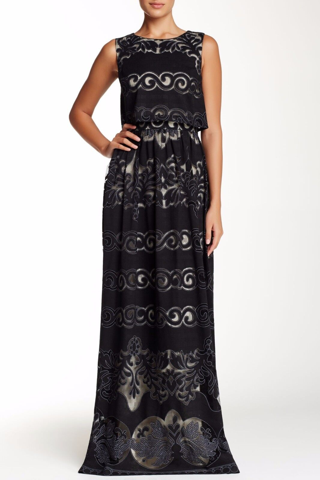 Erin by Erin Fetherston Judy Gown  ( size 4 )