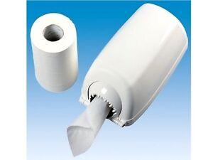 Innenabrollungsspender-mini-Handtuchspender-abschliessbar-NEU-Made-in-Italy