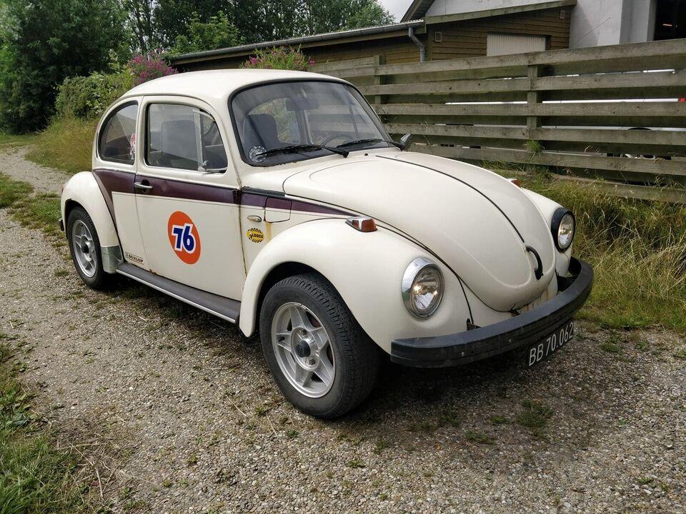 VW 1303, 1,3, Benzin