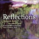 Reflections: Romantic Duets for cello & harp (CD, Marquis Records)