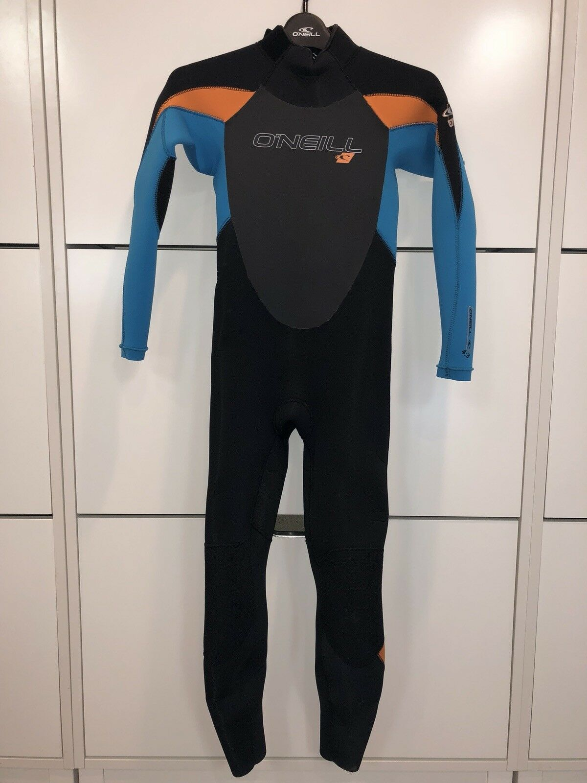 Oneill Youth Wetsuit EPIC II 4 3 - Size 10 (EUC)   FREE SHIPPING