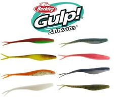 "Berkley 1156866 Gulp Jerk Shad 6/"" Chart Pepper Neon Fishing Jerkbait Lure"