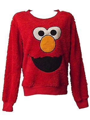 Cordiale Nuovi Sandali Donna Ragazze Sesame St Elmo Adagiato Natale In Pile Maglione Top Uk 6 - 20-mostra Il Titolo Originale Giada Bianca