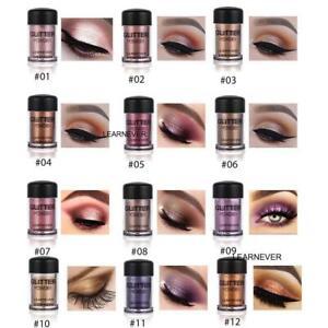 Glitter-Eyes-Shimmer-Eyeshadow-Powder-Loose-Fine-Dust-Face-Makeup-Festival-Good