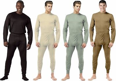 Silk Weight Thermals Gen III Military ECWCS Underwear Long Johns Shirt or Pants