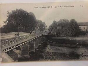 CPA-Saint-dizier-le-pont-godart-jeanson