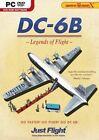DC 6 B Legends of Flight Windows Vista 7 XP Item