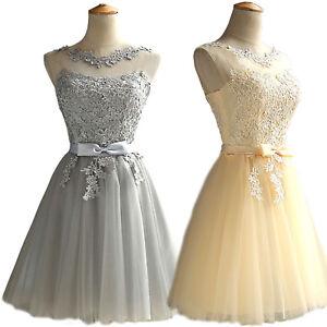 Vestiti Cerimonia Argento.Abito Cerimonia Elegante Donna Vestito Argento O Crema Pizzo E
