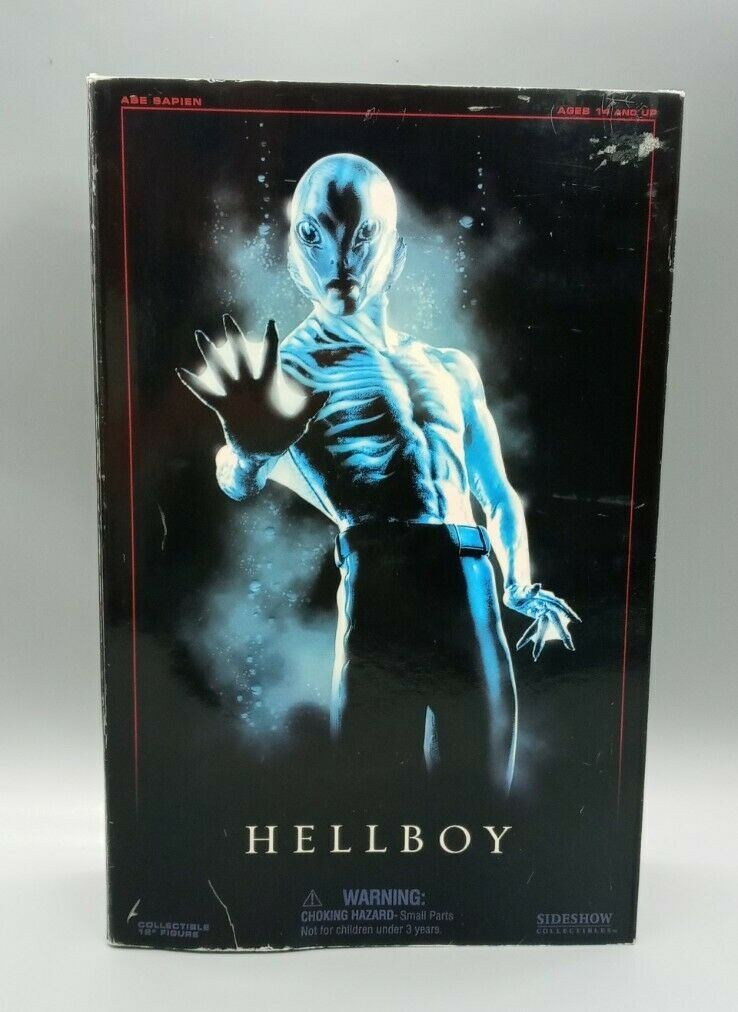Sideshow Collectibles Hellboy Abe Sapaien 1/6 Scale  on eBay thumbnail