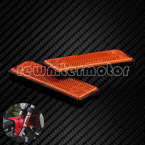 Front-Fork-Leg-Reflector-Cover-Fit-For-Ducati-Monster-696-795-821-Multistrada