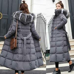 Winter-Women-Down-Jacket-Long-Hooded-Warm-Cotton-padded-Long-Sleeve-Parkas-Coat