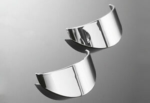 Visiere Tech Glide per Frecce per Kawasaki, Vulcan, Drifter, Custom,Mean Streak