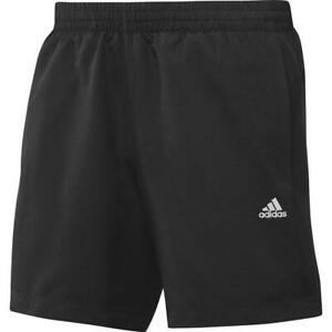 Special-Offer-adidas-Age-13-14-Boys-Climalite-Sports-Shorts-Black-gym-training