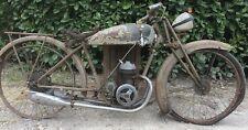 anciennne AUTOMOTO AP2 1930 ,loft,usine,vintage,industriel,moto,solex