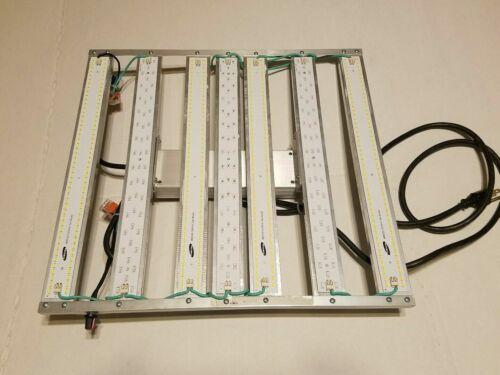 4x Sun Board 96 LED 6500k Samsung lm561c Strip Quantum Grow Light HLG Driver DIY