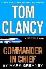 Tom Clancy Commander in Chief  (ExLib)