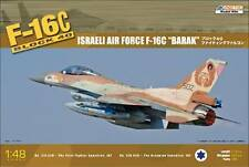 "Kinetic 1:48 Scale Israeli Air Force F-16C ""Barak"" Plastic Model Kit K48012"