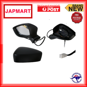 For-Mazda-2-Dj-dl-Door-Mirror-RH-09-14-Onwards-R80-mod-zm