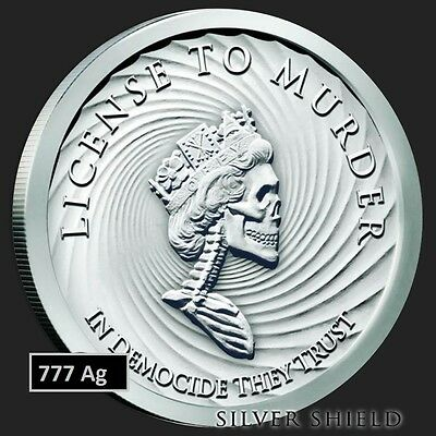 """YES I CAN  Silver Shield 1 oz Copper Round Coin 2015  OBAMA /""""LIMITED/"""""""