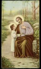 santino-holy card ediz. NB**** n.334 S.GIUSEPPE