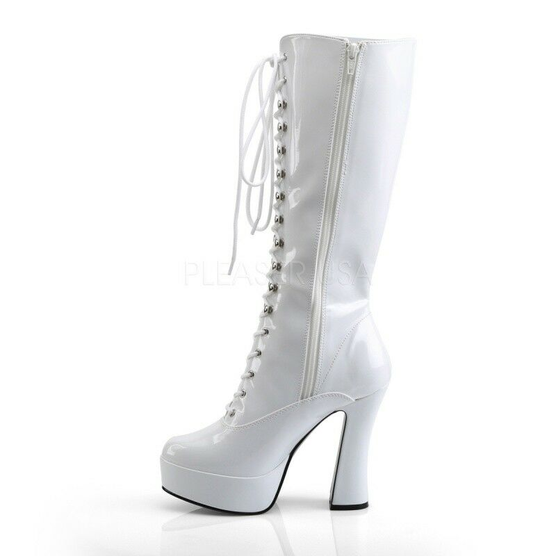 Pleaser Electra - 2020 plataforma botas botas botas charol weifl int ¸ Rung tabledance B ¸ HNE... 2a2c15