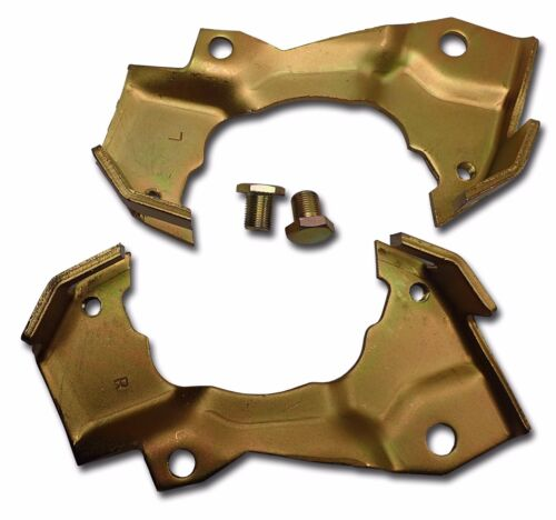 1964-1972 Chevrolet Chevelle front disc brake caliper bracket set gm A body pair