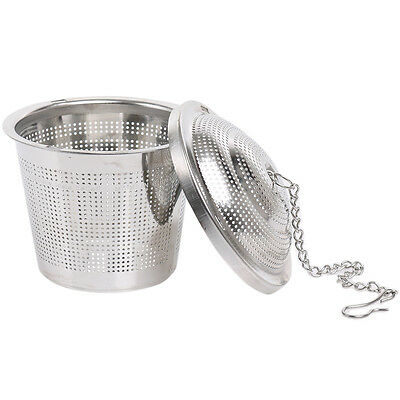Creative Stainless Steel Ball Tea Strainer Infuser Mesh Filter Loose Leaf Spice