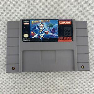 Mega-Man-X-SNES-1994-authentic-game-only-Capcom