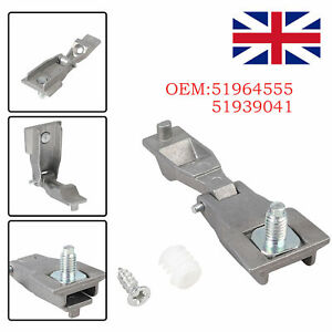 51964555-Chrome-Outer-Door-Handle-Hinge-Repair-Kit-OS-or-NS-For-Fiat-500-UK-NEW
