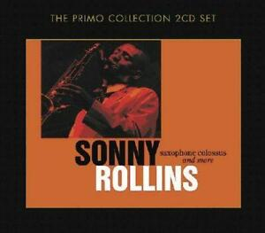 Sonny-Rollins-Saxophone-Colossus-and-amp-Mo-NEW-CD