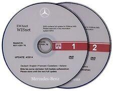Mercedes & Smart WIS 4/2014 repair manuals and diagrams