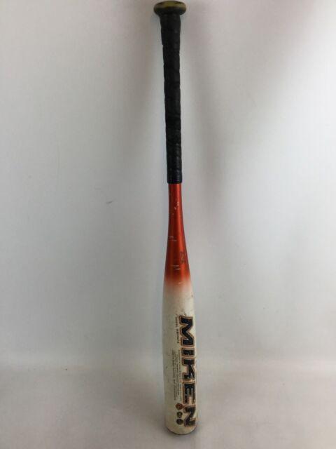 Miken Heat Composite Baseball Bat 31 28oz 2 5 8 Barrel Model