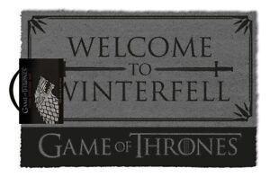 Game-Of-Thrones-plier-le-genou-Tapis-de-porte-100-Coco-revers-en-caoutchouc