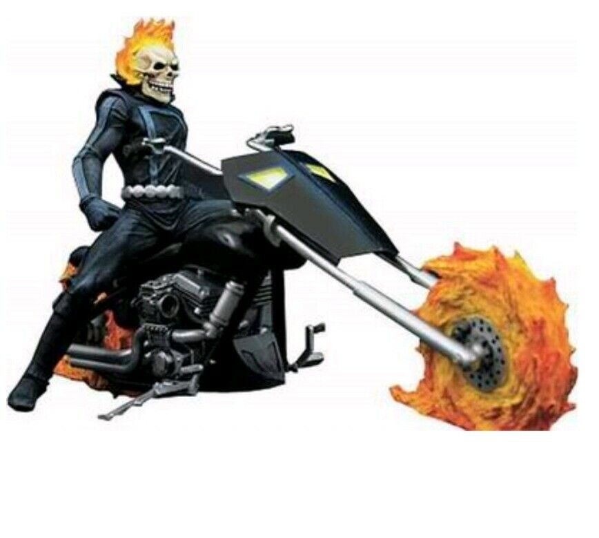 Marvel Milestones Statue GHOST RIDER Diamond select