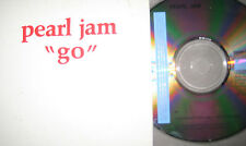 Promo CD Pearl Jam - GO ------- RARE one Track Promotion CD oi nirvana