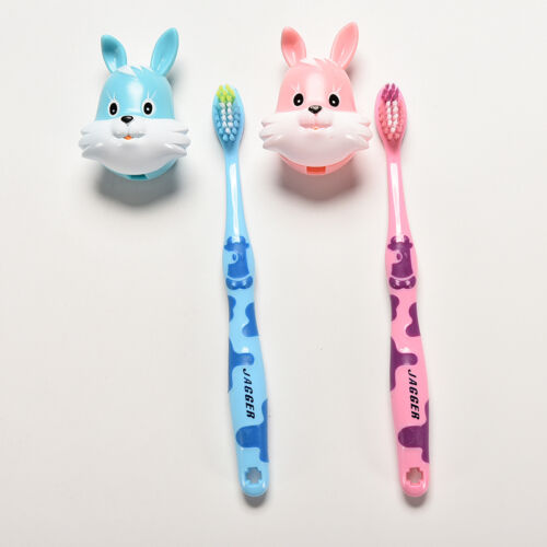 Kids Baby Children Toddler Cute Cow Rabbit Soft Toothbrush Oral Dental Care PP
