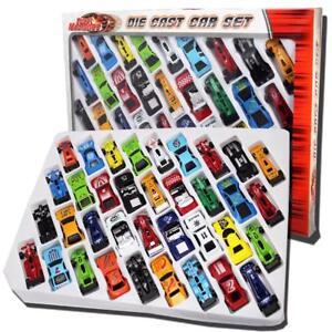 NEW-36pc-ASSORTED-DIE-CAST-CAR-SET-METAL-F1-RACING-VEHICLES-STREET-MACHINES