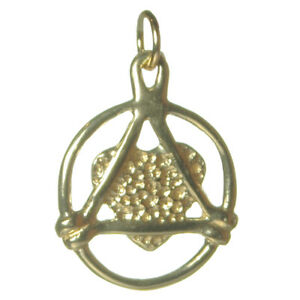 Medium Size AA Symbol Pendant