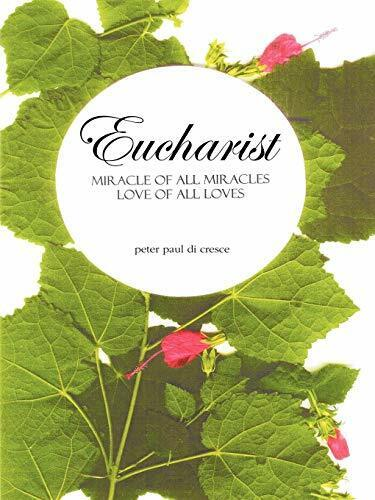 Eucharist Miracle of All Miracles... Love of All Loves.by Cresce, Cresce New.#