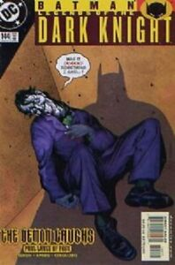Batman-Legends-Of-The-Dark-Knight-144-como-Nuevo-NM-Dc-Comics-Edad-Moderna